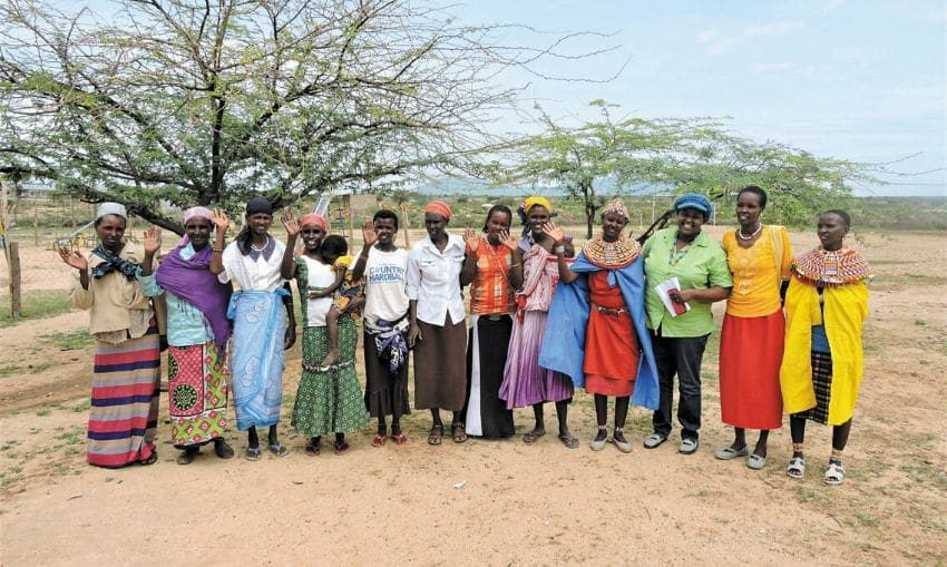 """Kenyan Ministry Invests in Microfinance Businesses to Empower Local Women"" - Advancing Native Missions Blog Featured Image"